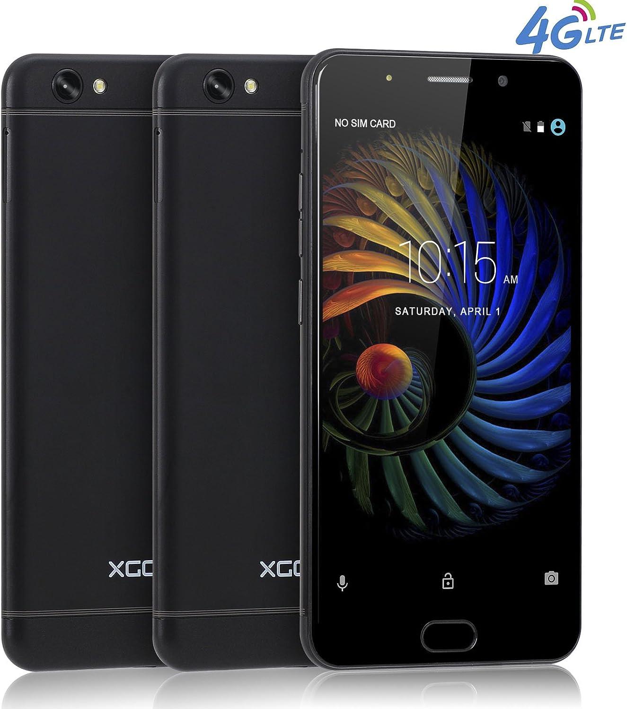 XGODY Y16 6 Pulgadas teléfonos 4 G FDD-LTE Móvil Desbloqueado ...