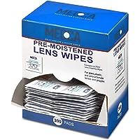Bevochtigde lens- en glasreinigingsdoekjes - draagbaar reinigingsmiddel voor bril, camera, mobiele telefoon, smartphone…