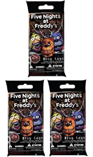 Five Nights at Freddys Collector Clips Blind Bag Five Nights at Freddy/'s ID00020