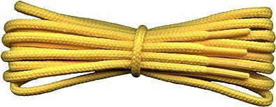 Imagen deFabmania Cordones Fuertes - 4 mm redondos - ideales para botas de trabajo y botas de montaña Dr Martens - 17 colores - Longitudes de 90 a 240 cm - Hecho en Inglaterra