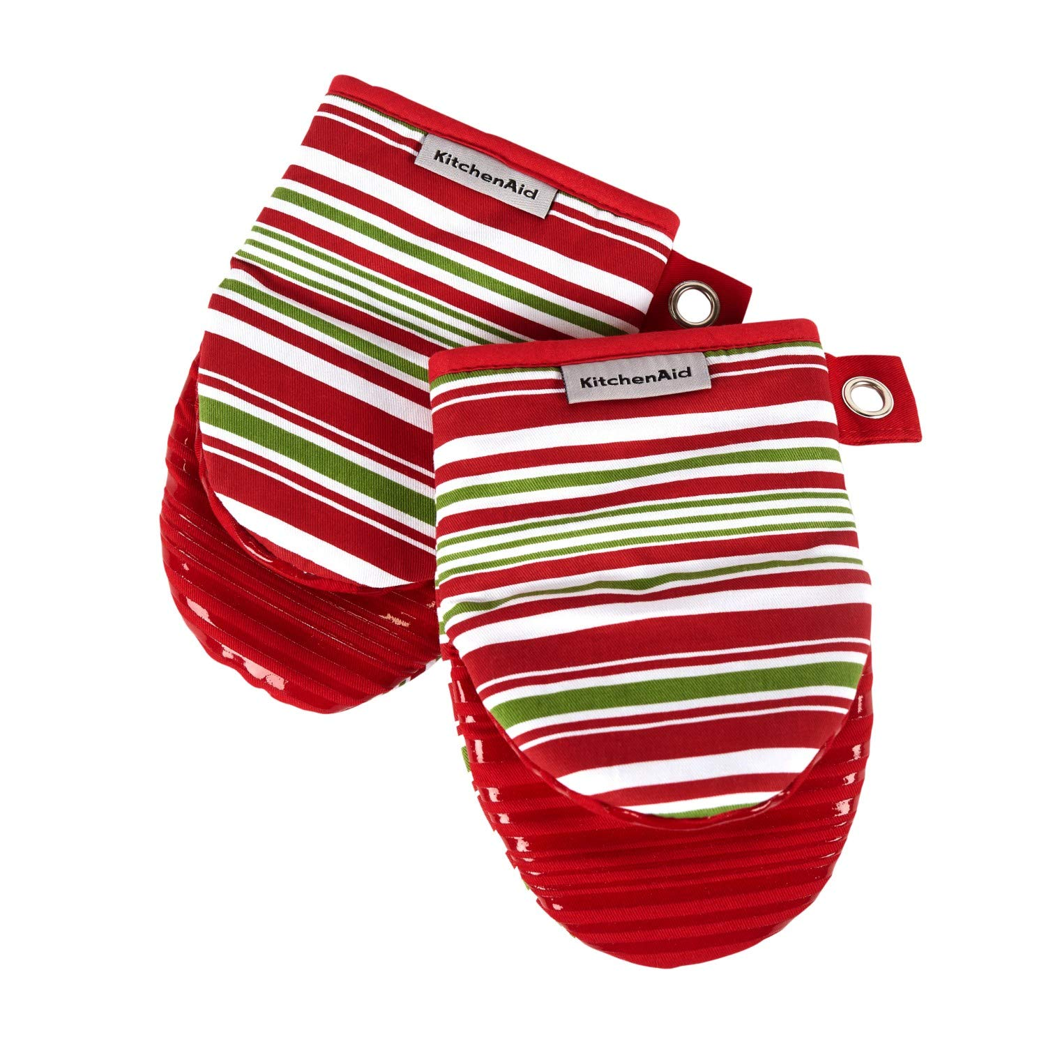 KitchenAid Mini Oven Mitt Red, Green, White