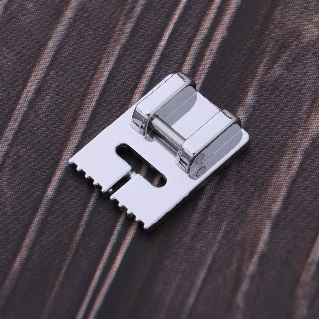sharprepublic Pin Tuck Foot Pintuck 9 Nuten N/ähf/ü/ße F/ür Haushaltsn/ähmaschinen