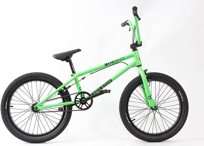 para BMX directamente desde KHE Abrazadera para sill/ín KHE Prism color verde