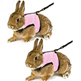 Calunce Soft Rabbits Harness with
