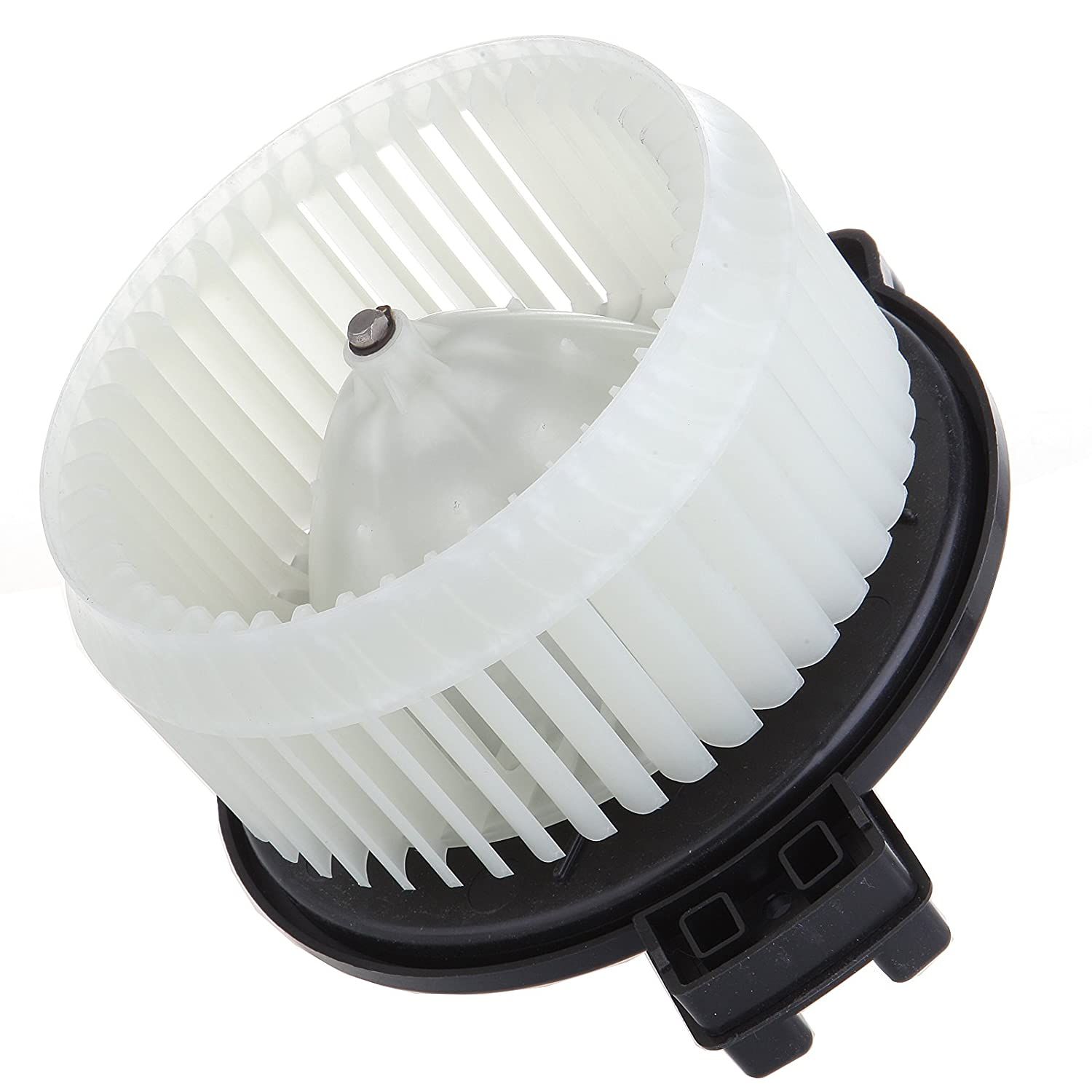 HVAC Plastic Heater Blower Motor ABS w/Fan Cage ECCPP Replacement fit for 2009-2014 Honda FIT 058397-5211-1611303