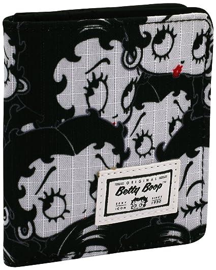Karactermania Betty Boop Noir Monederos, 11 cm, Negro ...