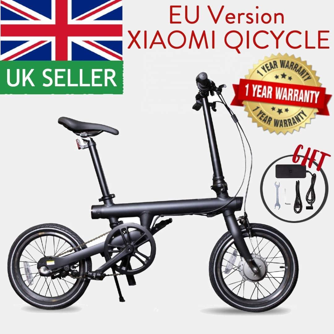 BesbikeUK Xiaomi Qcycle X-YZZ4007GL - Bicicleta eléctrica Plegable ...