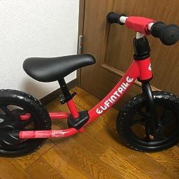 Amazon Co Jp Customer Reviews Besreyバランスバイク 子供用 べダルなし自転車 人気 軽量 3 6歳用 キッズバイク 贈り物 高さ調節可能 スポーツモデル 男の子 女の子 レッド
