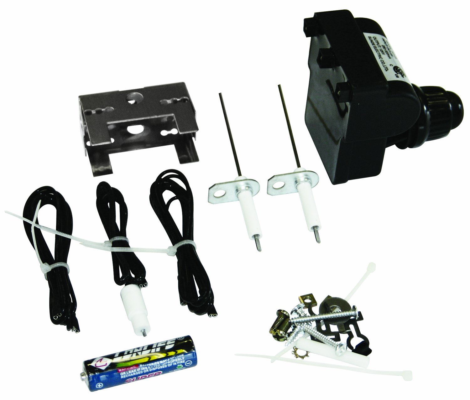 71TSXORhOXL._SL1500_ amazon com grillpro 20620 electric push button igniter grill char broil igniter wiring diagram at bakdesigns.co