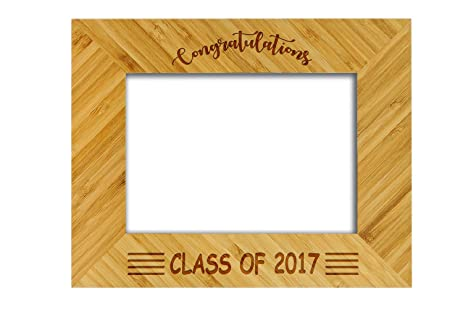 Amazon.com - Personalized wooden Picture Frame, Custom Photo Frame ...