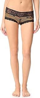 product image for hanky panky Women's Camo V Front Boy Shorts