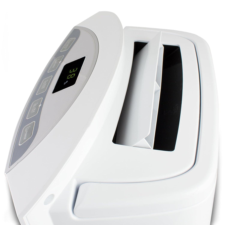 Suntec Wellness DryFix 20 Design Deumidificatore dAria Bianco