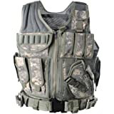 Yakeda Army Fans Tactical Vest Cs Field Outdoor Equipment Supplies Breathable Lightweight Tactical Vest -1063