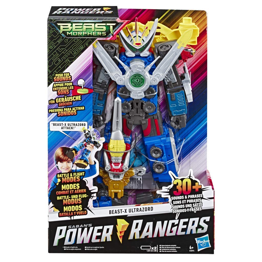 Power Rangers BM Beast X Ultrazord (Hasbro E5894EU5)