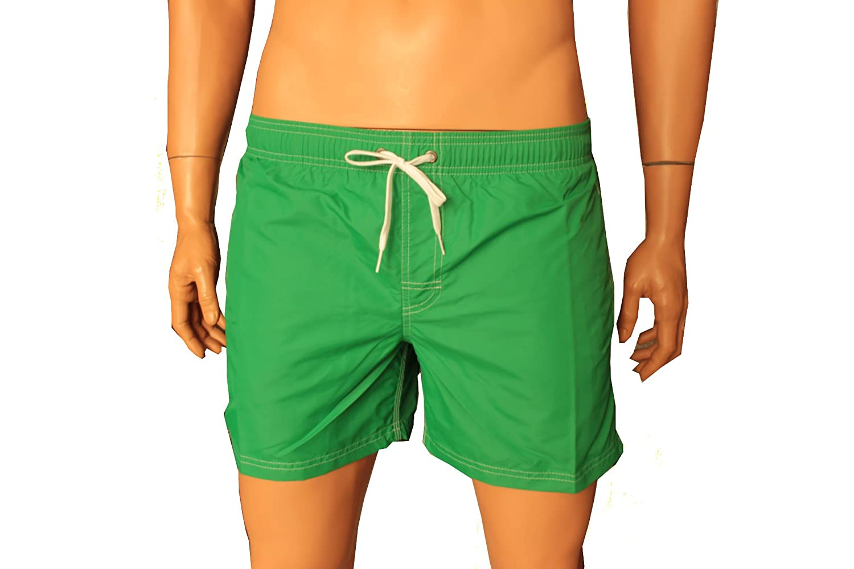 Short de Bain SUNDEK Homme Vert 482 Green #6