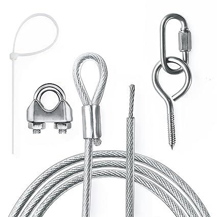 Amazon.com: SUNTHIN - Kit de colgantes de cadena de luces ...
