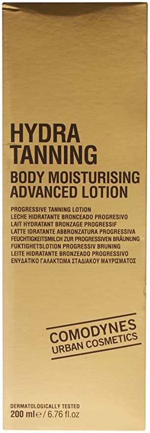 Comodynes Hydratanning Body Moisturising Autobronceador - 200 ml: Amazon.es: Belleza
