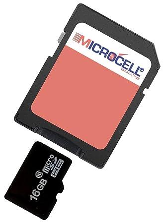 Yayago Microcell - Tarjeta de memoria de 16 GB/16 GB Micro ...
