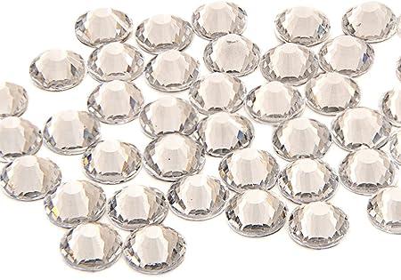 64d6b5741bb3 100 x Clear ss20 (4.8mm) EIMASS® GRADE A Crystals