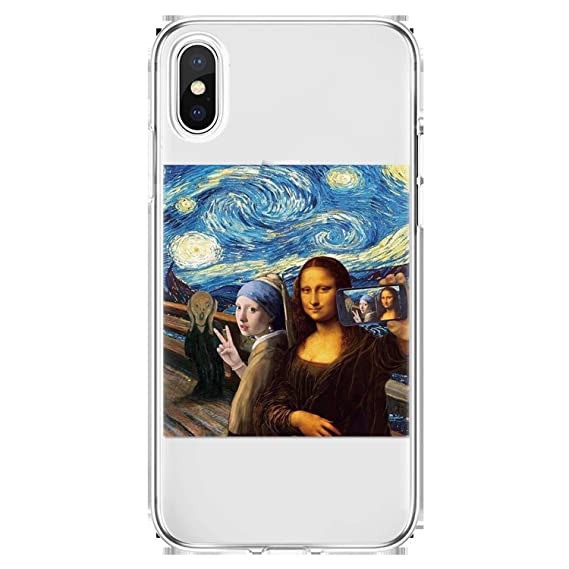Amazon.com: Great Art Aesthetic Case for iPhone XR XS Max X ...