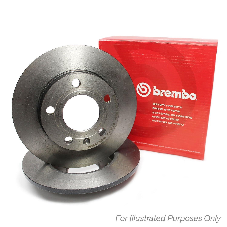 Brembo 08.9460.30 Rear Brake Disc - Set of 2
