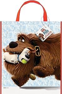 Large Plastic The Secret Life of Pets Goodie Bag, 13