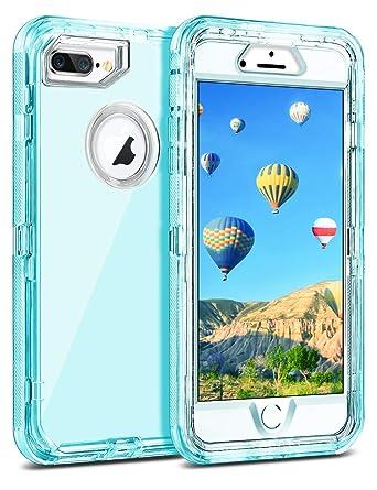 Amazon.com: Coolden - Carcasa para iPhone 8 Plus, iPhone 7 ...