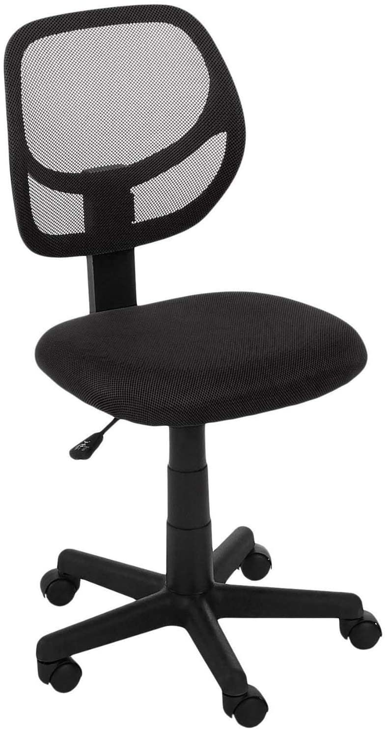 AmazonBasics Low-Back Swivel Office Desk Chair