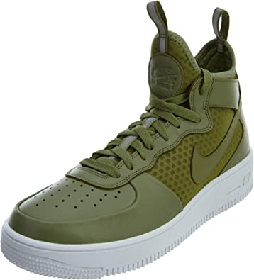 Nike Air Force 1 Ultraforce Mid Mens Hi Top Trainers Shoes