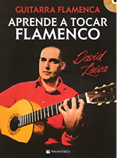 Guitar flamenca. Aprende a tocar flamenco. Con CD-Audio (Didattica musicali)