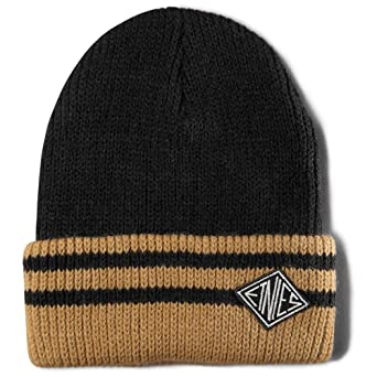 Etnies Drifter Beanie Black/Yellow One Size: Amazon.es: Ropa y ...
