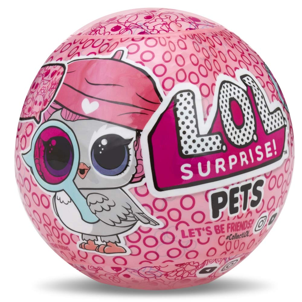 Calendario Dellavvento Lol Surprise Prezzo.L O L Surprise Pet Spy Series Pets 5 Sorprese Giochi
