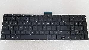US Layout Silver Color Givwizd Laptop Replacement Backlit Keyboard for HP 15-db0040nr 15-db0041nr 15-db0043na 15-db0045nv 15-db0046au 15-db0047nv 15-db0056nb 15-db0061cl 15-db0064nr
