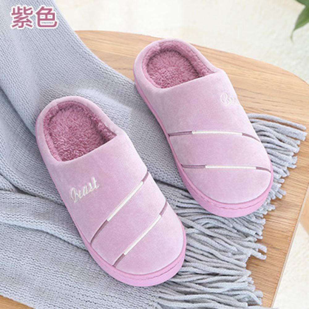 Caliente Calienta Zapatillas Estar,Zapatos algodón hogar suela ...