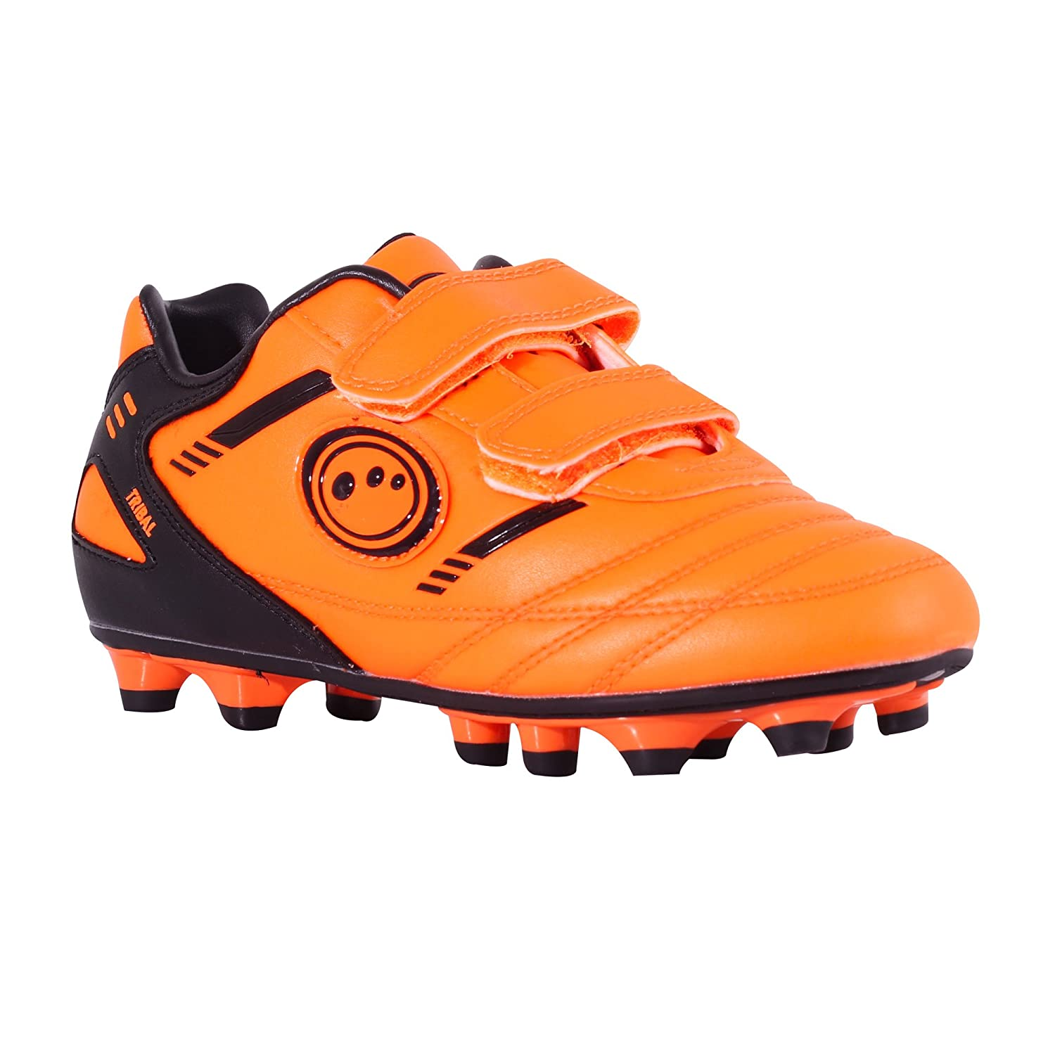 Optimum Tribal - Velcro Moulded Stud, Chaussures de Football Garçons