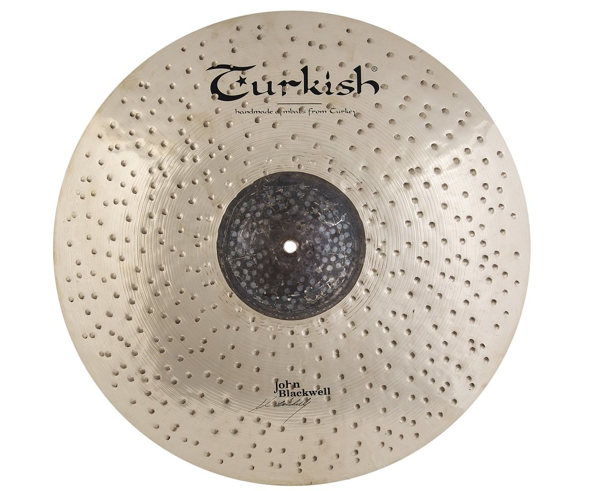 Ride  John Blackwell Signature B072SRLB4R Turkish JB-R21 * Series Cymbals 21-inch