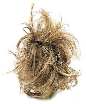 Pince postiche pour cheveux courts - Blond