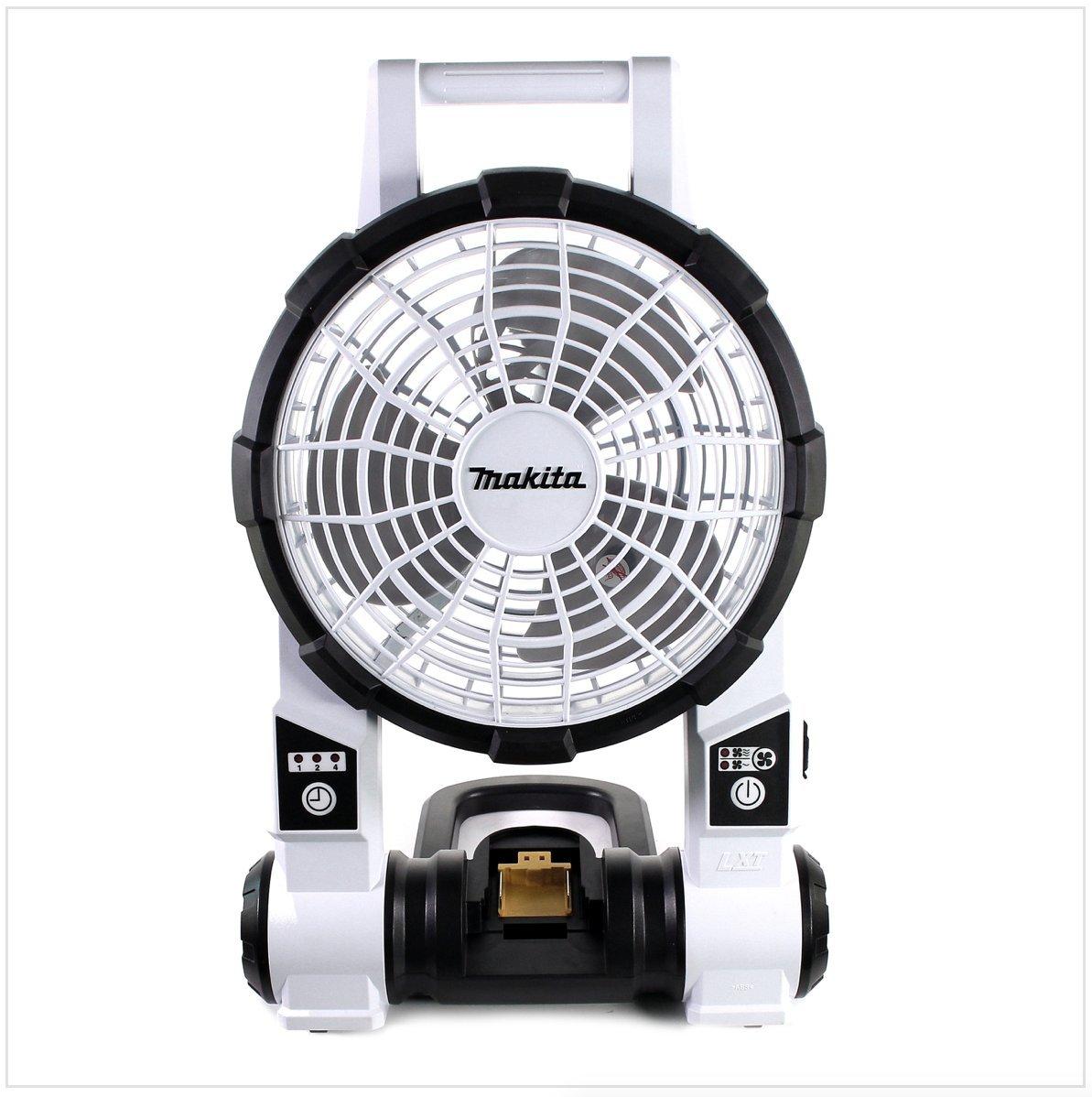 wei/ß 14,4/V Makita dcf201zw tragbar Fan