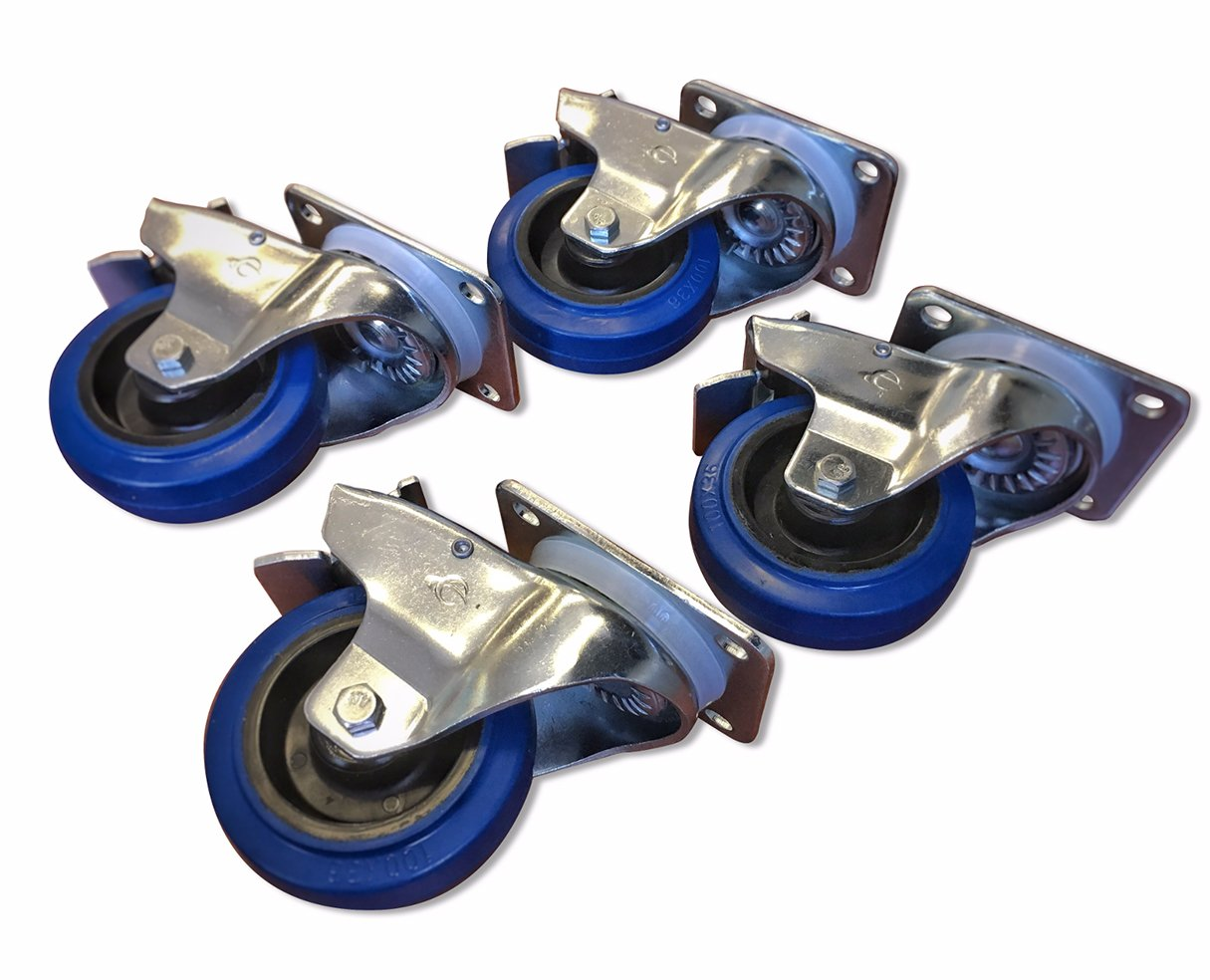 RCF SUB 8006-AS Cover + Casters 4-Pack by RCF (Image #3)
