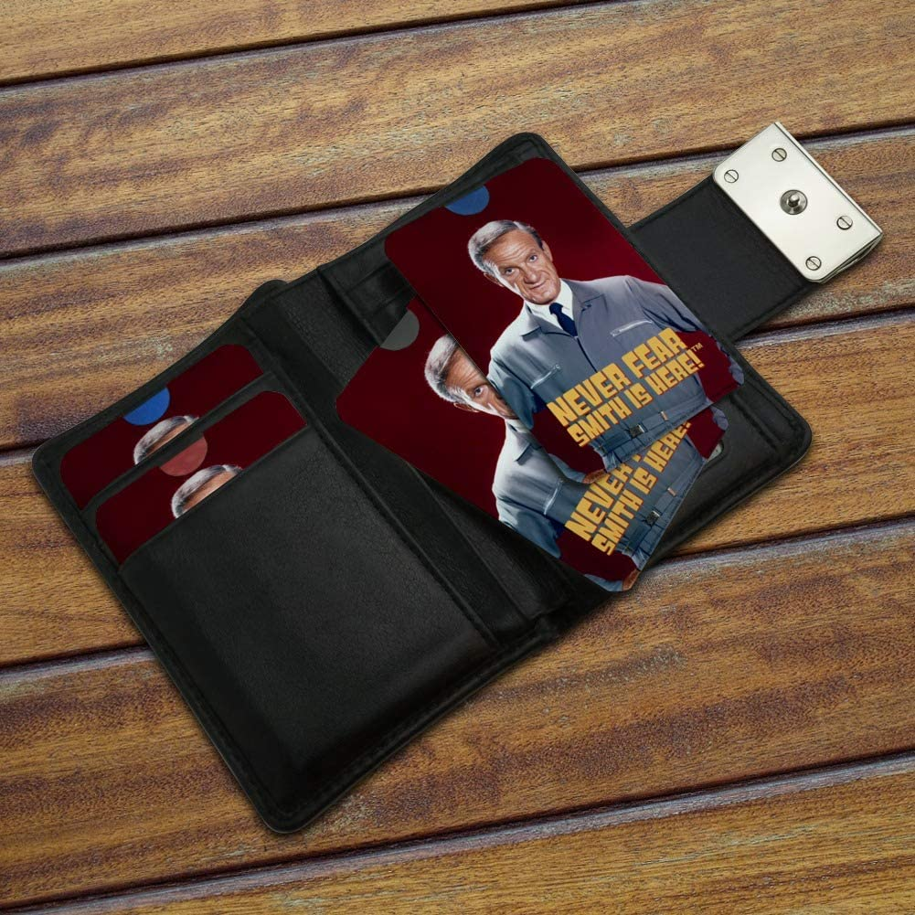 Lost in Space Doctor Credit Card RFID Blocker Holder Protector Wallet Purse Sleeves Set of 4 Never Fear Smith is Here