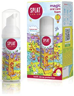 SPLAT - ORAL CARE FOAM 2 EN 1 - Espuma dental: Amazon.es ...