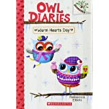 Warm Hearts Day: A Branches Book (Owl Diaries #5) (5)