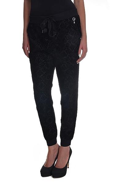 best service 27081 eb68c TWIN-SET Pantaloni pizzo: Amazon.it: Abbigliamento