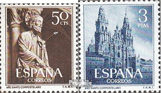 Prophila Collection España Michel.-No..: 1025-1026 (Completa ...