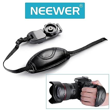 Neewer cámara réflex Digital profesional estabilizándose muñeca ...