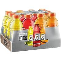 12-Pack Gatorade Original Thirst Quencher Variety Pack