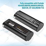 Powerextra 2 Pack 6V 3600mAh NI-MH Battery
