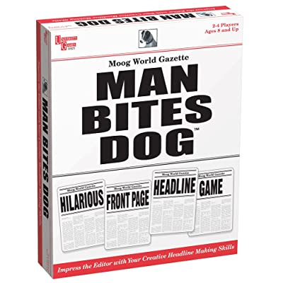 Man Bites Dog Deluxe Edition: Toys & Games