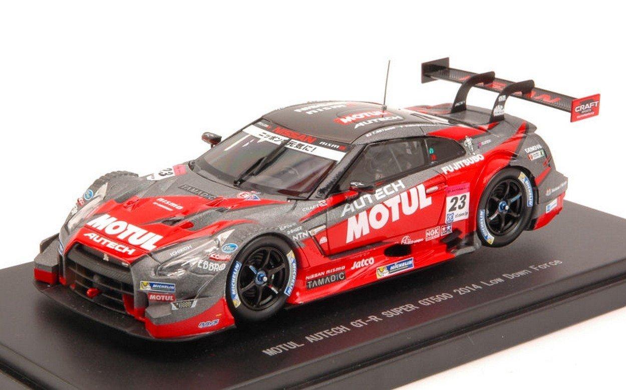 Promoción por tiempo limitado Ebbro EB45100 Nissan GT-R N.23 Super GT500 2014 T.MATSUDA-R.QUINTARELLI 1:43