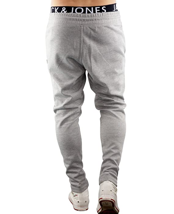 794653fdf96b85 JACK   JONES Herren Jogginghose jjcoSTAD Sweatpants Trainingshose Tight Fit  (XXL